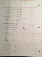 ECON 2101 - Class Notes - Week 8