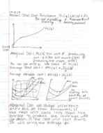 ECON 201 - Class Notes - Week 6