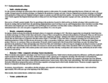 UTEP - Bus 3304 - Study Guide - Midterm
