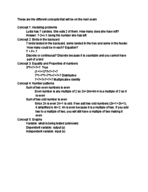 PHYS 152 - Study Guide
