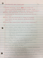 hist 1020 - Class Notes - Week 9