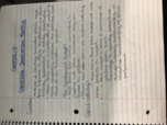 MGMT 480 - Class Notes - Week 6