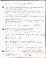 Chem 112 - Class Notes - Week 18