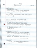 ISE 112304 - Class Notes - Week 10