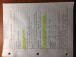 NCS - CH 102 - Study Guide - Midterm