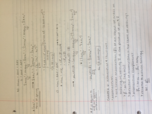PHY 111 - Class Notes - Week 10