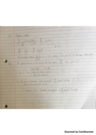 MATH 205 - Class Notes - Week 11