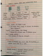 states of matter class 11 notes
