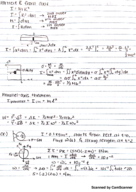 UMB - PHYS 161 - Class Notes - Week 10