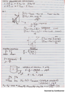 UMB - PHYS 161 - Class Notes - Week 11