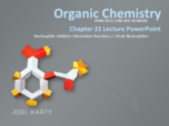 ETSU - CHEM 2020 - Class Notes - Week 11