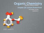 ETSU - CHEM 2020 - Class Notes - Week 13