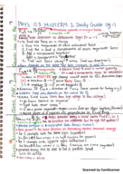 123 102 - Study Guide