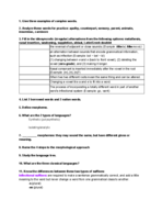 UO - LING 150 - Study Guide - Midterm