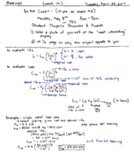 How to compute an expected life of a given bearing?