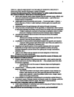Amcult 284 - Study Guide