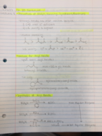 What is the proper naming for anhydrides?