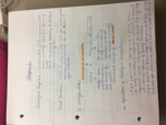 SYG 2000 - Class Notes - Week 1