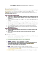 PSY 3330 - Class Notes - Week 2