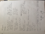 PHY 2053 - Class Notes - Week 1
