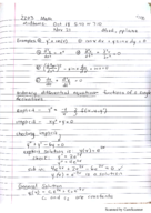 isoclines calculus