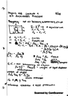 PHY 206 - Class Notes - Week 2