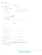 PHY 121 - Class Notes - Week 2