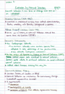 USC - HBIO 200 - Class Notes - Week 2