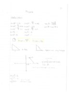 What initial velocity does an object start with?