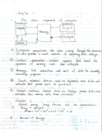 CSE 230 - Class Notes - Week 7