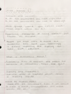 ECO 2023 - Class Notes - Week 2