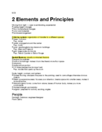ID 1051 - Class Notes - Week 2