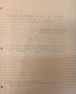 ECON 202 - Class Notes - Week 2