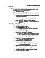 ECON 2030 - Class Notes - Week 3