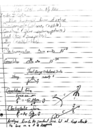 PHY 184 - Class Notes - Week 1