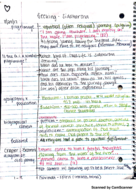 IUF 1000 - Class Notes - Week 2