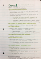 UNC - PSY 101 - Class Notes - Week 2
