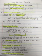 CHM 116 - Class Notes - Week 4