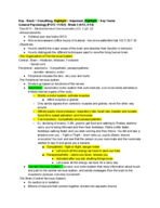 PSY 11762 - Class Notes - Week 3