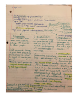 PSY 315 - Class Notes - Week 4