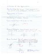 What are the constants of a polynomial?