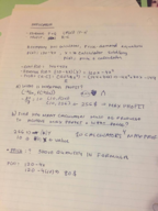 Concordia University - Mat 208 - Class Notes - Week 1