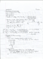 ENGR 2530 - Class Notes - Week 3