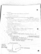 PSY 364 - Class Notes - Week 3