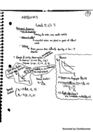 ECON 3580 - Class Notes - Week 4