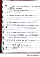 econ 2306 - Class Notes - Week 4