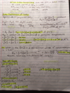 CHM 116 - Class Notes - Week 6