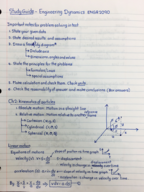 ENGR 2090 - Study Guide