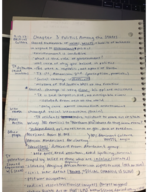 POLS 207 - Class Notes - Week 4