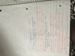 HDFS 2010 - Class Notes - Week 5
